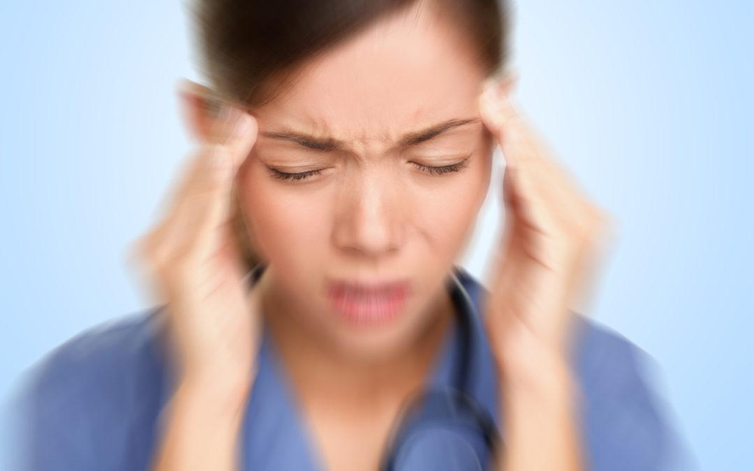 ¿Te está enfermando el estrés?